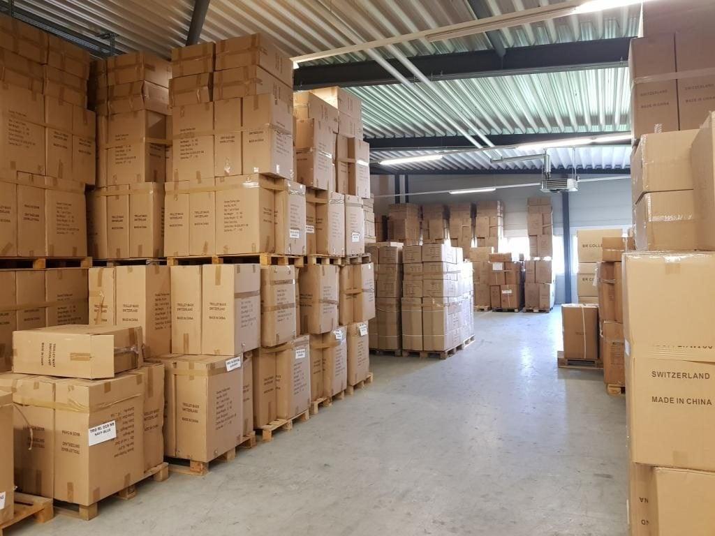 Bärtschiger AG Import und Grosshandel Oftringen